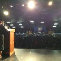Photo taken at Marlboro High School by Jeff W. on 6/7/2014