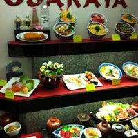 Photo taken at Osakaya by Ghie O. on 7/8/2013