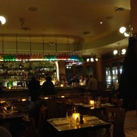 Photo taken at Cafe D'Alsace by Chad M. on 11/25/2012