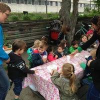 Photo taken at Carolineskolen by Dennis G. on 5/21/2013