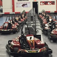 Photo taken at K1 Speed by Shafique K. on 2/18/2015