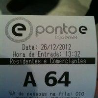 Photo taken at Loja EMEL by Nuno M. on 12/26/2012