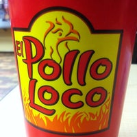 Photo taken at El Pollo Loco by Alex C. on 1/12/2013
