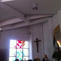 Photo taken at Capilla De Los Sagrados Corazones De Jesús Y María by Annie A. on 9/21/2013