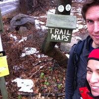 Photo taken at Bull Hill Trail by Johanna B. on 1/12/2013