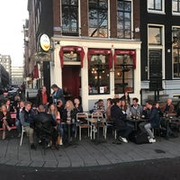 Photo taken at Café De Magere Brug by wendy b. on 10/9/2018