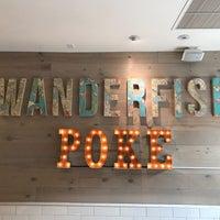 8/8/2017 tarihinde Kevin G.ziyaretçi tarafından Wanderfish Poké'de çekilen fotoğraf
