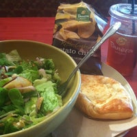 Photo taken at Panera Bread by Victoria on 10/19/2012
