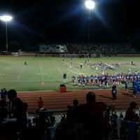 Photo taken at Toro Stadium by Sebastian M. on 9/22/2012