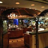 Photo taken at Hemingway's Blue Water Cafe by Hillenblog on 1/12/2013