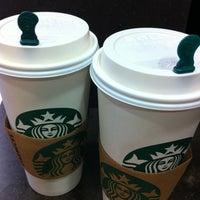 Photo taken at Starbucks by Goga on 10/11/2012