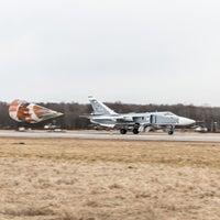 "Photo taken at Авиабаза ""Смуравьёво"" by pilot p. on 3/25/2014"