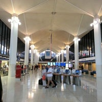 Photo taken at Memphis International Airport (MEM) by Christopher M. on 9/24/2012