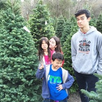 Photo taken at Mangini's Farm by Alison S. on 12/15/2014