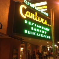 Photo taken at Canter's Delicatessen by Kite C. on 9/30/2012