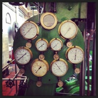 Photo taken at London Museum of Water & Steam by David R. on 2/21/2015