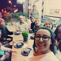 Photo taken at Yılmaz Star Pastaneleri by Esin Ç. on 8/7/2015
