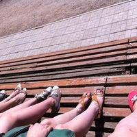 Photo taken at Стадион Олимп by Dasha V. on 5/9/2013