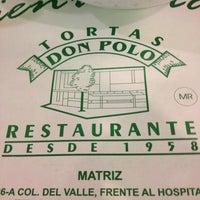 Foto tomada en Tortas Don Polo por 💀Crizzy💀 el 4/1/2013