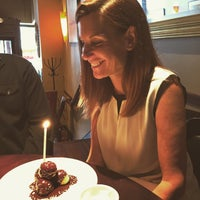 Photo taken at Lupa Trattoria by Melissa M. on 6/20/2015