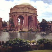 Photo taken at Palace of Fine Arts by Melissa M. on 6/2/2013