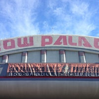 Photo taken at Cow Palace by Melissa M. on 1/13/2013