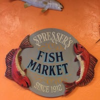 Photo taken at Bay Street Seafood Market & Grill by Aleksis D. on 9/26/2015