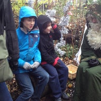 Photo taken at King Henrys Walk Garden by Spencer T. on 12/1/2012