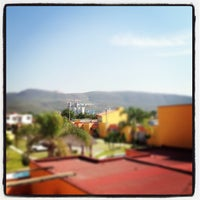 Photo taken at Villas Garza Azul by Enrique O. on 11/24/2012