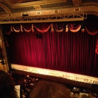 Photo taken at The Walter Kerr Theatre by Pradeep G. on 12/9/2012