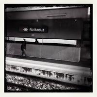 Photo taken at Bahnhof Rotkreuz by Donat D. on 3/22/2016