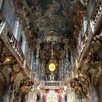Das Foto wurde bei Asamkirche (St. Johann Nepomuk) von Mete am 3/16/2013 aufgenommen