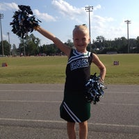 Photo taken at Midlothian Middle School by Will D. on 9/22/2012