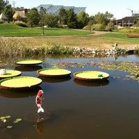 Photo taken at Reiman Gardens by Christian K. on 9/15/2012