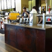 Photo taken at Colectivo Coffee by Paul G. on 11/12/2013