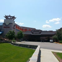 Photo taken at Ho-Chunk Casino Hotel & Convention Center by Paul G. on 7/4/2013