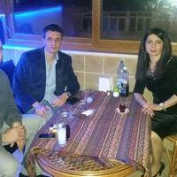 Photo taken at Ali Ağa Nargile Cafe Türkü Evi by Sevim Sezer A. on 1/17/2015