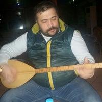 Photo taken at Ali Ağa Nargile Cafe Türkü Evi by Sevim Sezer A. on 1/23/2015
