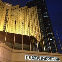 Photo prise au Plaza Indonesia par 4y 5. le5/15/2013