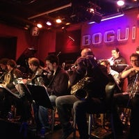 Photo taken at Bogui Jazz by Irving T. on 2/10/2013