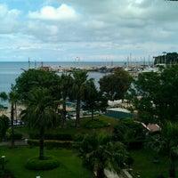 5/11/2013 tarihinde Peteris Z.ziyaretçi tarafından Lancora Beach Resort'de çekilen fotoğraf