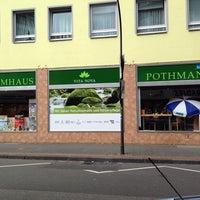 Photo taken at Reformhaus Pothmann by marker on 6/27/2013