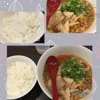 Photo taken at ラーメンく~た イオンタウン防府店 by hassi_ c. on 7/14/2016