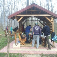 """Photo taken at Baza de odihnă """"Gotur"""" by Vasile T. on 3/23/2014"""