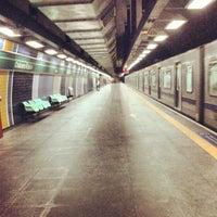 Foto tirada no(a) Estação Chácara Klabin (Metrô) por Aristóteles M. em 10/22/2012