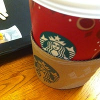 Photo taken at Starbucks by Pakkad K. on 12/21/2013
