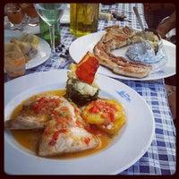 Foto tomada en Restaurante Casa del Mar por Jorge L. el 7/13/2013