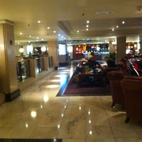 Photo taken at Amba Hotel Marble Arch by Mohammed A. on 1/26/2013
