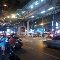 Photo taken at Silom Soi 2 by Joe V. on 7/22/2016