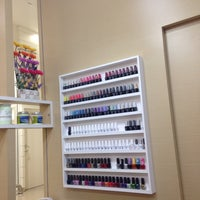 Photo taken at Nail Shadow by Michelle K. on 2/15/2015